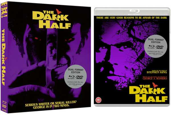 The Dark Half packshot