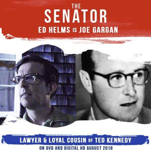 Senator Ed Helms as Joe Gargan