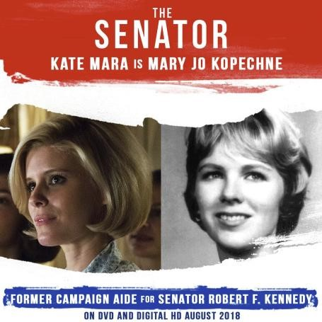 Senator Kate Mara as Mary Jo Kopechne