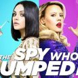 Spy Who Dumped Me poster