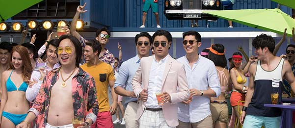 Crazy Rich Asians image
