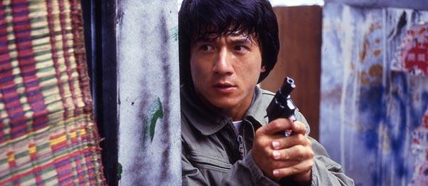 Police Story Jackie Chan gun