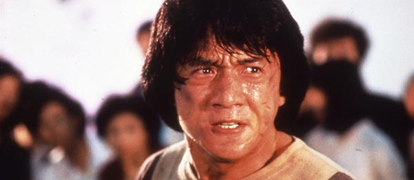 Police Story Jackie Chan angry