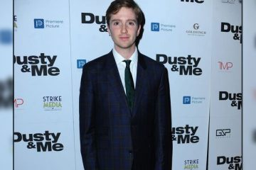 Luke Newberry premiere