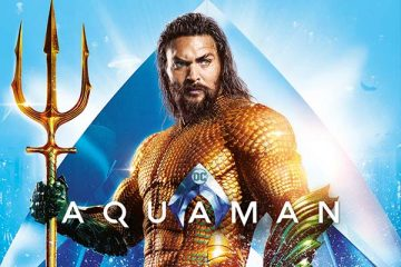 Aquaman Blu