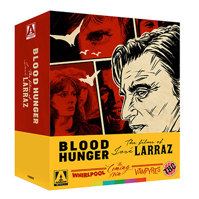 Jose Larraz Blood Hunger packshot