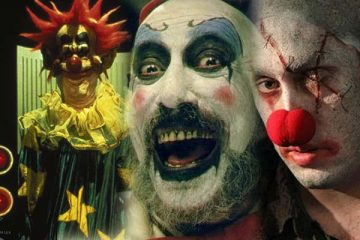 Featured Killer Clowns
