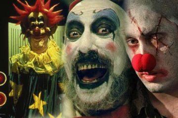 Featured Killer Clowns