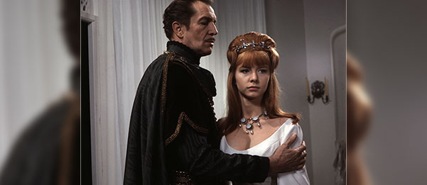 Masque of the Red Death Vincent Price