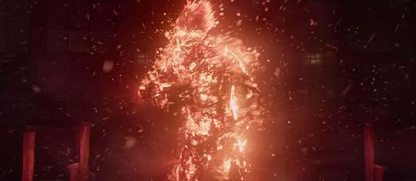 New Mutants flame