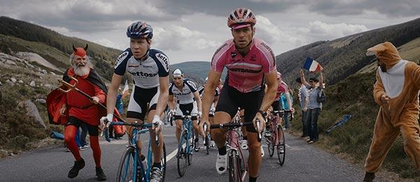 Racer Tour de France Ireland