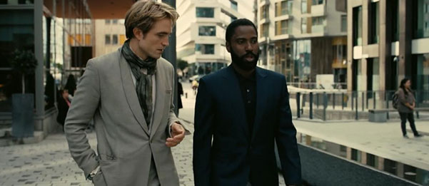 Tenet Robert Pattinson John David Washington