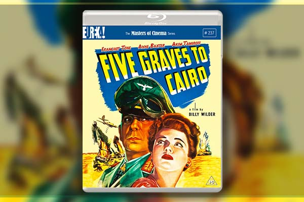Five Graves Packshot