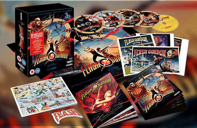 Flash Gordon featured