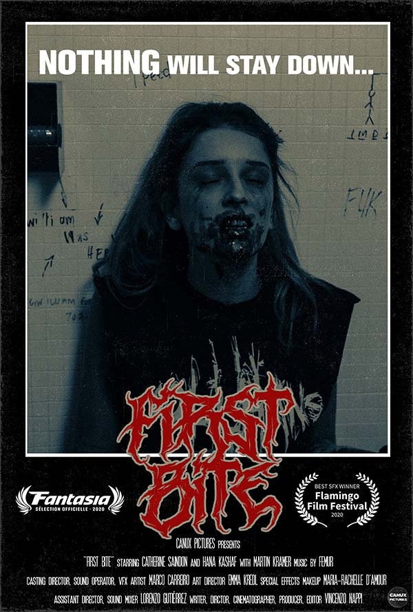First Bite Poster